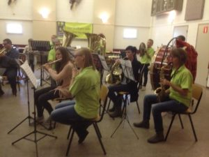 Concert Trefcentrum Treebeek 19 september 2015