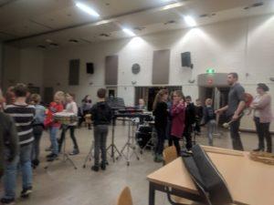 Slagwerkpresentatie BS de Vlindertuin Treebeek 23-03-2018