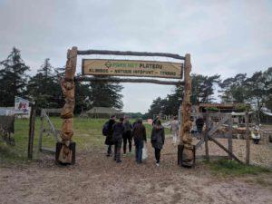 Uitje JOSB naar klimpark Brunssum 19-05-2018